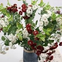 Clove Wedding Household Adornment Handicraft Simulation Flowers Artificial Flowers