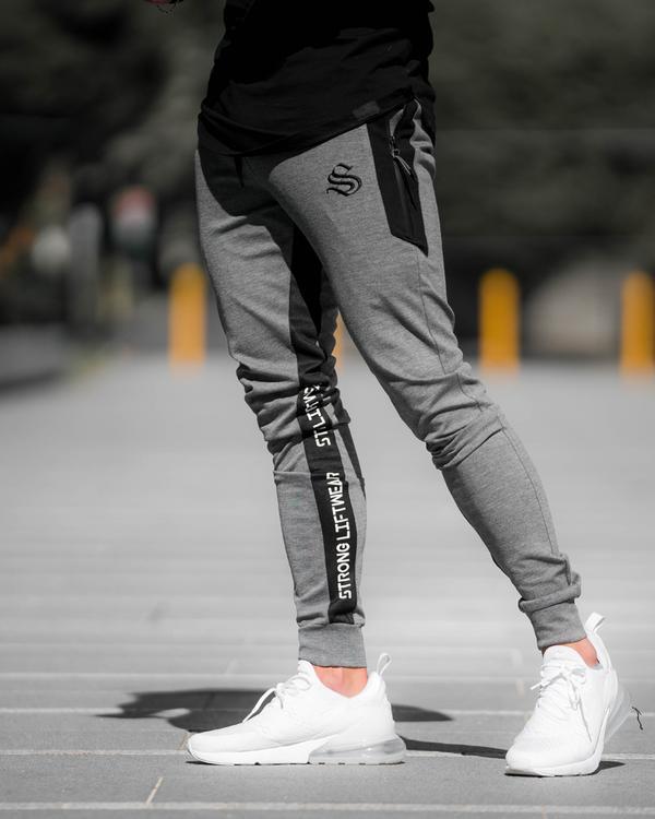 2020 Brand Sport Men Running Pants GYM Bodybuilding Fitness Pants Training Mens Sportswear Sweatpants Exercise Pants Joggers