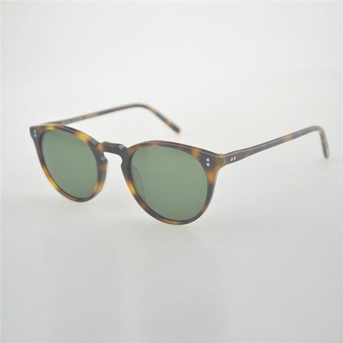 Image 4 - Unisex Classic Sunglasses O'malley 2019 Brand Polarized Sunglasses Men Women OV5183 Male Sun Glasses Women Oculos de sol-in Women's Sunglasses from Apparel Accessories