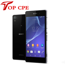 Unlocked Original  Xperia M2 D2303 Cell Phones Android OS Quad Core 4.8 inch touchscreen 8MP drop shipping Refurbished