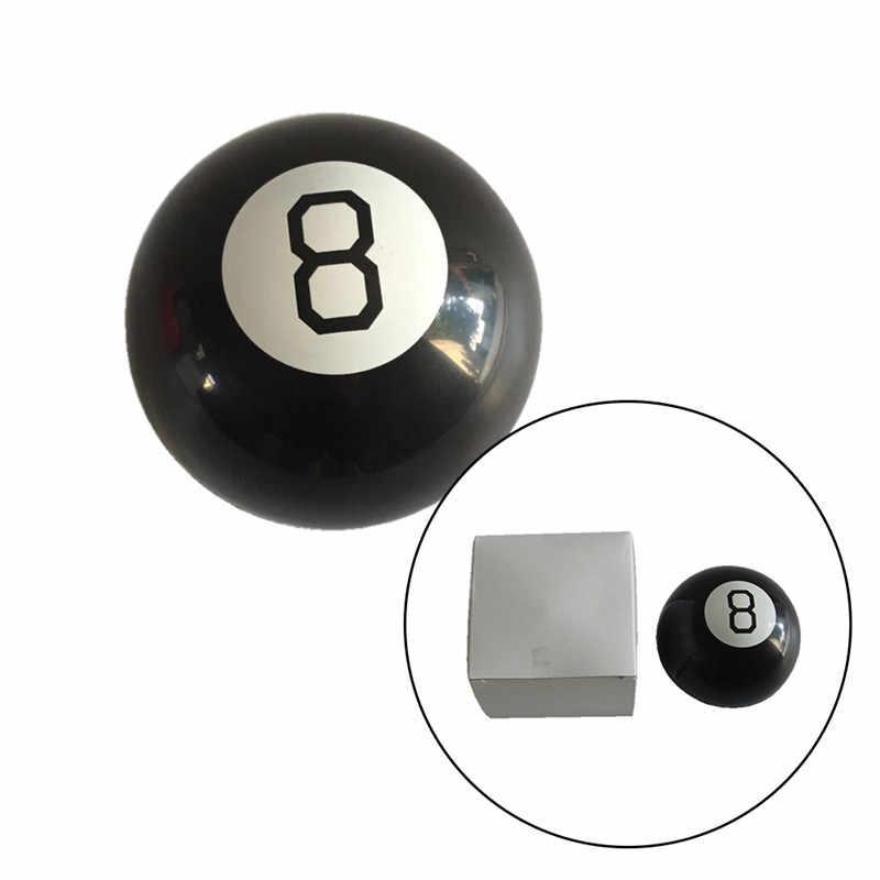 Черная пятница предложения Новые поступления Горячая Черный предсказать мяч Забавный волшебный Сферический Обучающие забавные игрушки