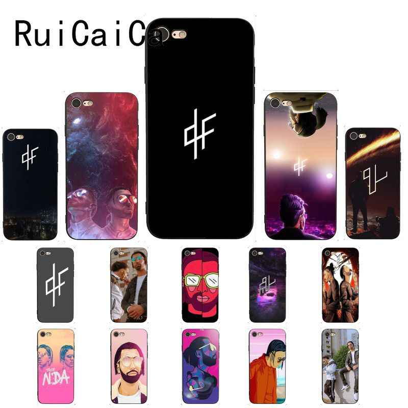RuiCaiCa PNL Rapper Custom Photo Soft Phone Case for iPhone X XS MAX  6 6s 7 7plus 8 8Plus 5 5S SE XR