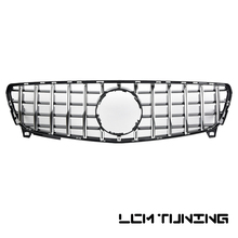 For Mercedes-Benz A-class W176 A160 A180 A200 A250 A45 2016-2018 with Emblem GT Style Front Grille