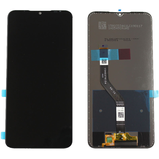 Original Quality For Meizu Note 9 Note9 M923Q LCD Display+Touch Screen Sensor Digitizer Assembly Black Color With kit