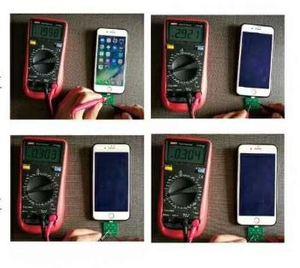 Image 3 - 10pcs סיטונאי טעינת Dock Flex קל מבחן לוח כלי עבור אנדרואיד מיקרו USB Smartphone תיקון