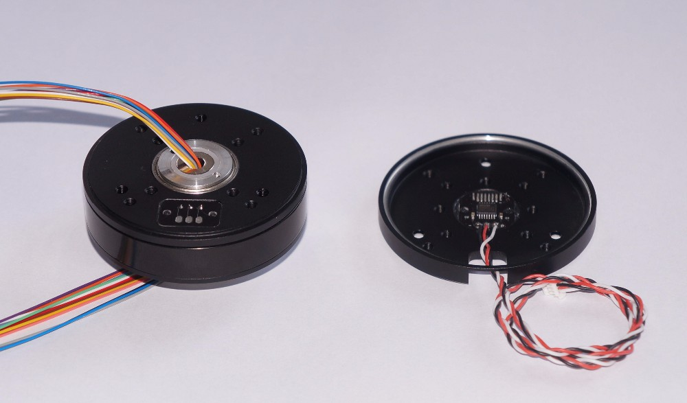 цена на GB3510 gimbal motor with AS5048a encorder and slip ring for alexmos basecam 32bit gimbal controller