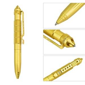 Image 3 - Hoge Kwaliteit Verdediging Persoonlijke Tactical Pen Zelfverdediging Pen Tool Multipurpose Luchtvaart Aluminium Anti Slip Draagbare