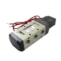 VF5120 DC 24V Guide Type Pneumatic Solenoid Valve 5 Way 2 Position