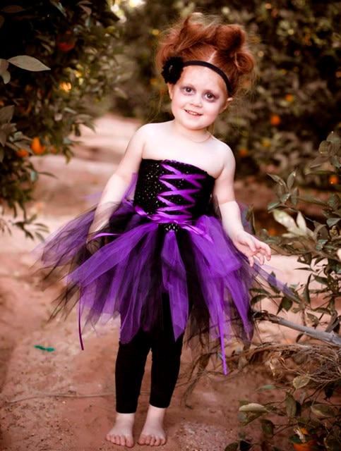 The Viking Dress Birthday Outfit Prop Halloween Costume Little Girl Tutu Dress Funking Girls Dresses Pirate