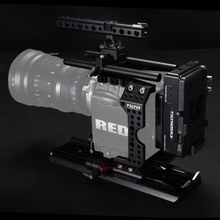 Tilta 15mm Camera Rig support system Cage Baseplate Top Handle for RED Scarlet EPIC DRAGON