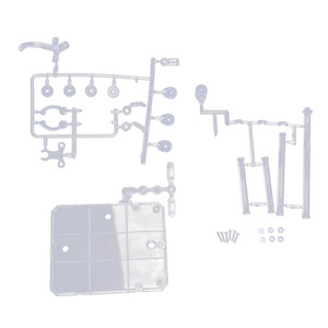 Image 5 - Azione Base Supporto Del Banco di mostra Rack Figura Modello di Supporto della Staffa per 1/144 HG RG SD Robot shf Saint Seiya Soul gundam