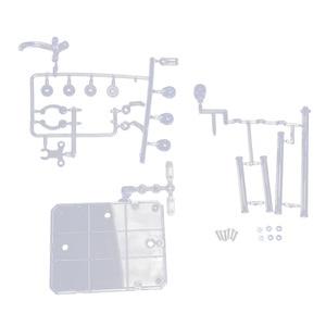 Image 5 - פעולה בסיס תמיכה תצוגת Stand מדף איור דגם סוגר מחזיק עבור 1/144 HG RG SD רובוט shf Saint Seiya נשמת gundam
