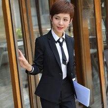0dbf3a967da8 Falda traje mujer negocios trajes Oficina uniforme diseños mujeres elegante  falda trabajo traje de negocios para mujeres talla g.