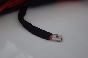 Image 4 - Red 10mm*45m Rope for ATV Electric Winch,Synthetic Winch Rope,ATV Winch Cable,4x4s Off Road Parts