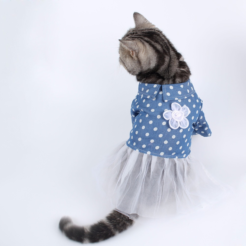 Small Cats Clothes Costume Outfits Clothing Supplies For Pets Clothes Dogs Cat Accessories evcil hayvan malzemeleri katten 2