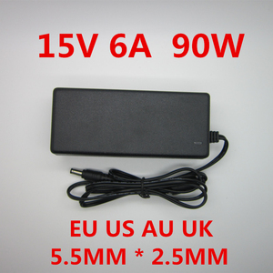 Image 1 - AC 100 240V DC 15V 6A Adapter Switch Power Supply Adaptor 15 V Volt Charger For Imax b6 80W B6 V2 RC Balance Battery Charger