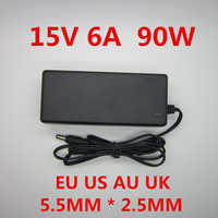 Charger AC 100-240V DC 15V 6A AC / DC Adapter Power Supply Adapter 15 V Volt For Imax b6 80W B6 V2 RC Balance Battery Charger