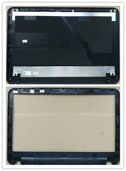 New laptop Top case/lcd front bezel trim cover  for DELL Latitude 3000 3540 E3540 L3540 15R- 5521 5537 5535 3521 3537 3535 M531R