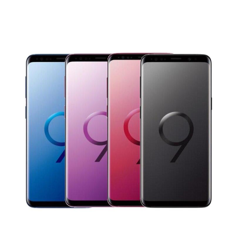 SUPER AMOLED Display Per Samsung s9 g9600 S9 più Display LCD G9650 965F Digitizer Touch Screen Con Telaio di Montaggio