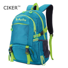 CIKER fashion casual leisure double-shoulder travel backpack for women bags for teenagers 5 color backpack Women mochila escolar