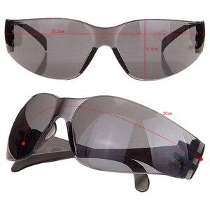 Image 5 - 3m 11330 السلامة Potective رمادي نظارات نظارات مكافحة الأشعة فوق البنفسجية نظارات مكافحة الضباب صدمة برهان العمل عيون نظارات حفظ نظر