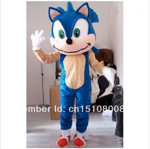52ae311e8a02 Hedgehog Mascot costume good quality Adult size Halloween cartoon character  fancy dress carnival costume outfit suit
