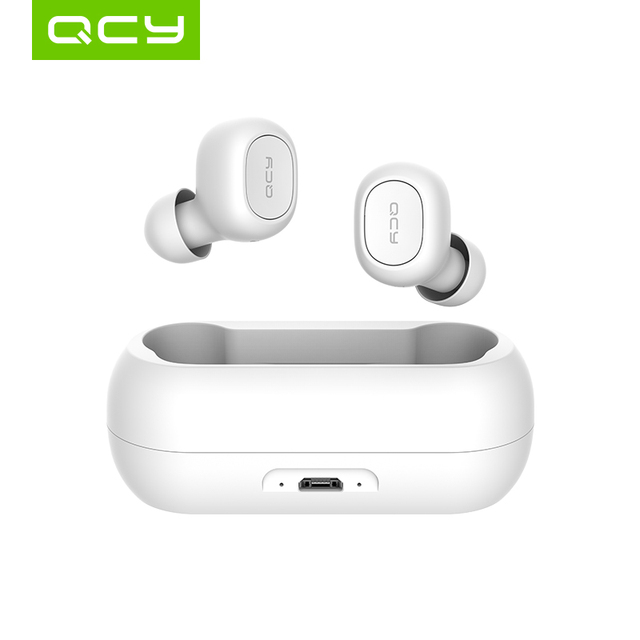 3D HiFi Stereo Wireless Headset With Power Bank Charging Box