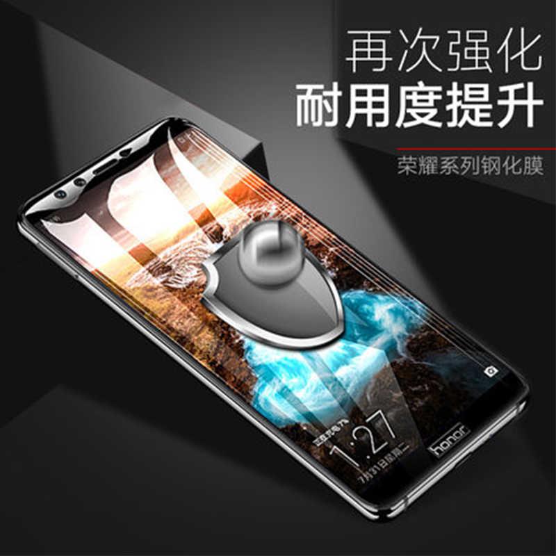 3 pièces Film en verre trempé pour Huawei P20/P20 Pro 9D protecteur d'écran incurvé complet pour Huawei P20Pro garde de Film avant de mode