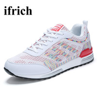 Ifrich Running Shoes For Men And Women New Cool Athletic Sneakers For Men Anti Slip Running