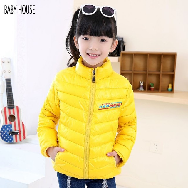 636eaa734102 New Winter Girls And Boys Winter Coat Unisex Hooded Warmer Kinder ...