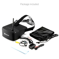 In Stock New Arrival Eachine EV800 5 Inches 800x480 FPV Goggles 5 8G 40CH Raceband