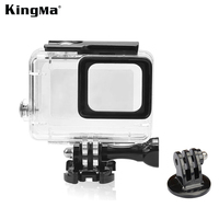KingMa Diving 45m Waterproof Case For Gopro Hero 5 Action Camera Waterproof Case For Go Pro