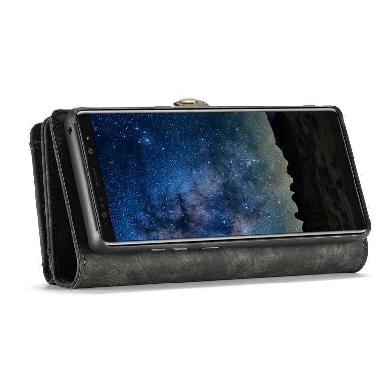 Image 3 - Purse Wristlet Phone case For Samsung Galaxy s 8 9 note 10 + Plus 8 9 s7 edge coque Luxury Leather Funda Etui Cover accessoriesWallet Cases   -