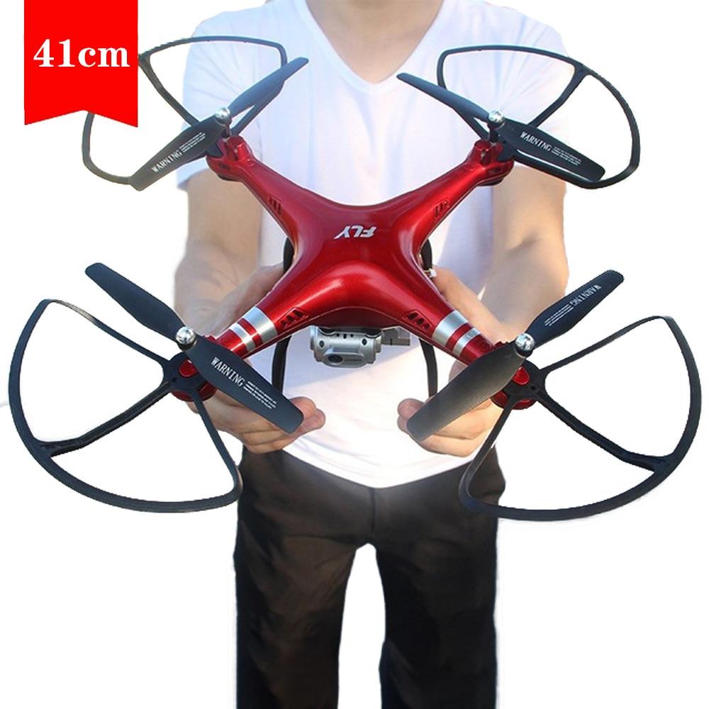 41cm drones RC avec caméra hd Wifi FPV quadrirotor drone professionnel jouet temps de vol 20 minutes hélicoptère meilleurs cadeaux pour ami