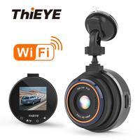 ThiEYE Safeel Zero+ Car DVR WiFi Dash Camera Real HD 1080P 170 Wide Angle With G Sensor Parking Mode car camera Recorder