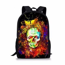 6ebee1b52054 FORUDESIGNS Fashion Cool 3D Printed Boys School Bags Casual Primary School  Students Schoolbags Large Backpacks Big Rucksacks