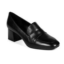 Женские туфли-лодочки; офисные туфли-лодочки на высоком каблуке; AstaBella RC616_BG020010-09-2-1; женская обувь из натуральной кожи