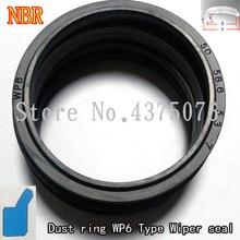 450*470/480*500/500*520/520*540/550*570/560*580*10,2*18 пылезащитное кольцо WP6 тип уплотнения стеклоочистителя гидравлический резиновый NBR скребок прокладка