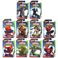 1: 64 modelo de aleación de coche hot wheels serie de películas de spiderman kids toys colección conjunto completo