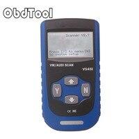 OBDTOOL OBD2 Scan VS450 For V/W VAG Scanner OBD2 Diagnostic Tool Scaner For Car Scanners Automotive Diagnosis 1Pcs LR15