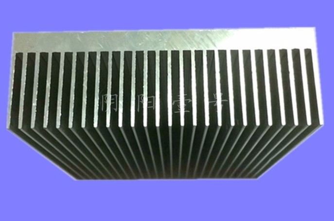Free Ship 2pcs/lot 100*80*26.8MM High Power Radiator Power Amplifier Aluminum Heat Sink /AIO Radiator/server Heatsink Block