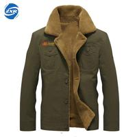 Warm Fur Collar Outdoor Sports Tactical Men S Winter Bomber Jacket Military Fleece Warmth Softshell Cloth