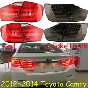 Image 4 - 2 adet Araba Styling için far far 2012 2013 2014 yıl Camry arka lambası DRL Bi Xenon Mercek Yüksek Düşük Işın park Sis Lambası