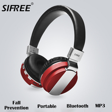 Bluetooth Wireless Headphones + MP3 function 2in1 Stereo Heavy Bass  Cordless Gaming Music Headset Earphone for b7e3d32d23c7