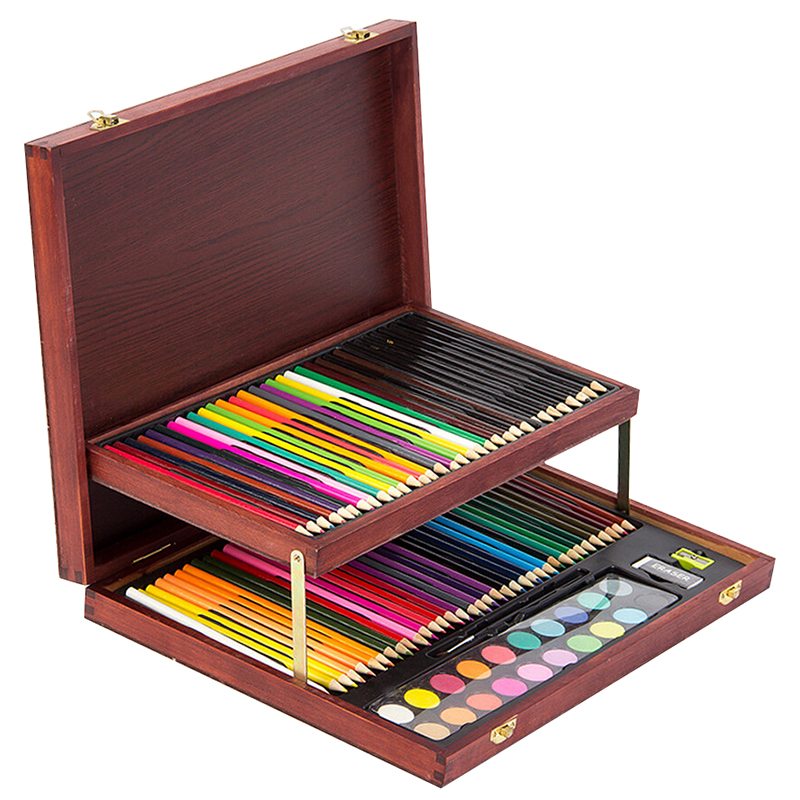 Art set professional drawing set for painting drawing tool for Professional painting supplies