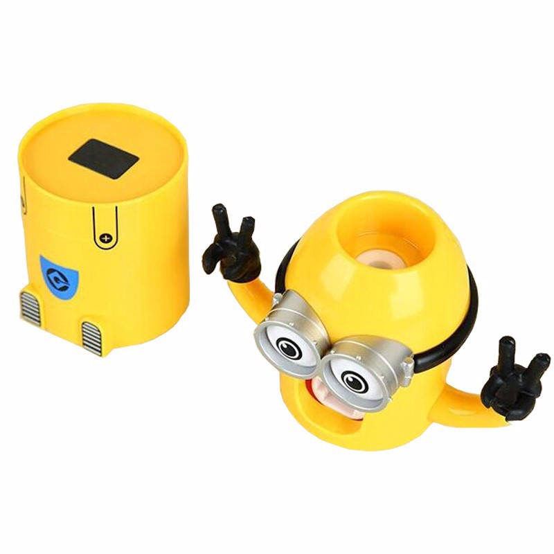 Automatic-toothbrush-holder-Plastic-minions-toothpaste-dispenser-Bathroom-Sets-sticker-toothpaste-squeezer-Bathroom-Products (3)