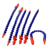 6 pz Plastica Flessibile Acqua Olio Liquido Refrigerante Tubo tubo per Tornio CNC 11.9 pollice