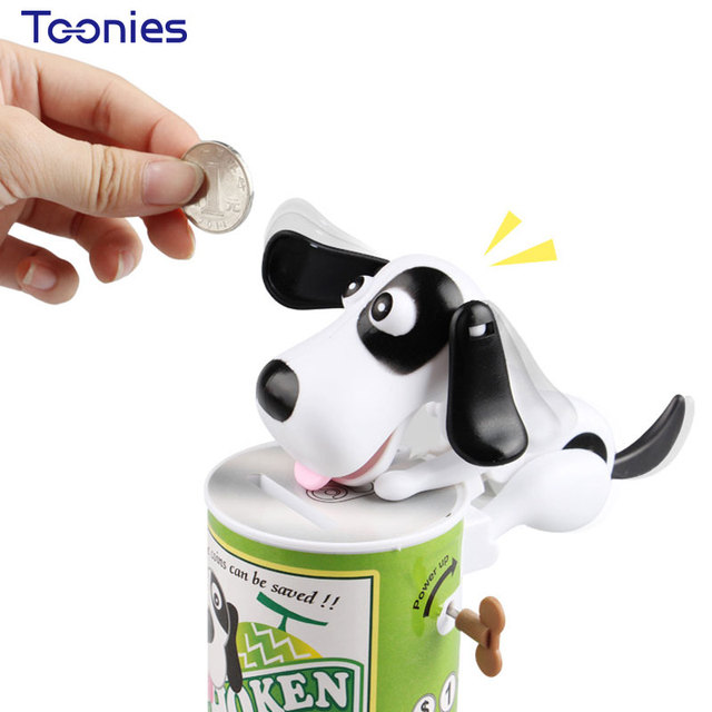 Adorable Money Box Toy Lively Decoration Unique Gift for Children ...