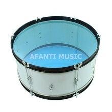 24 inch White Transparent Afanti font b Music b font Bass font b Drum b font