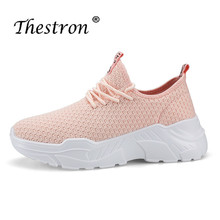 2019 Thestron Ladies Running Shoes Athletic Fly Wire Summer Female Luxury Brand Shoe for Women New Cool Sneakers
